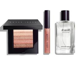 Bobbi Brown Beach  Fragrance, Lip Gloss, Cheek Full Size Unb
