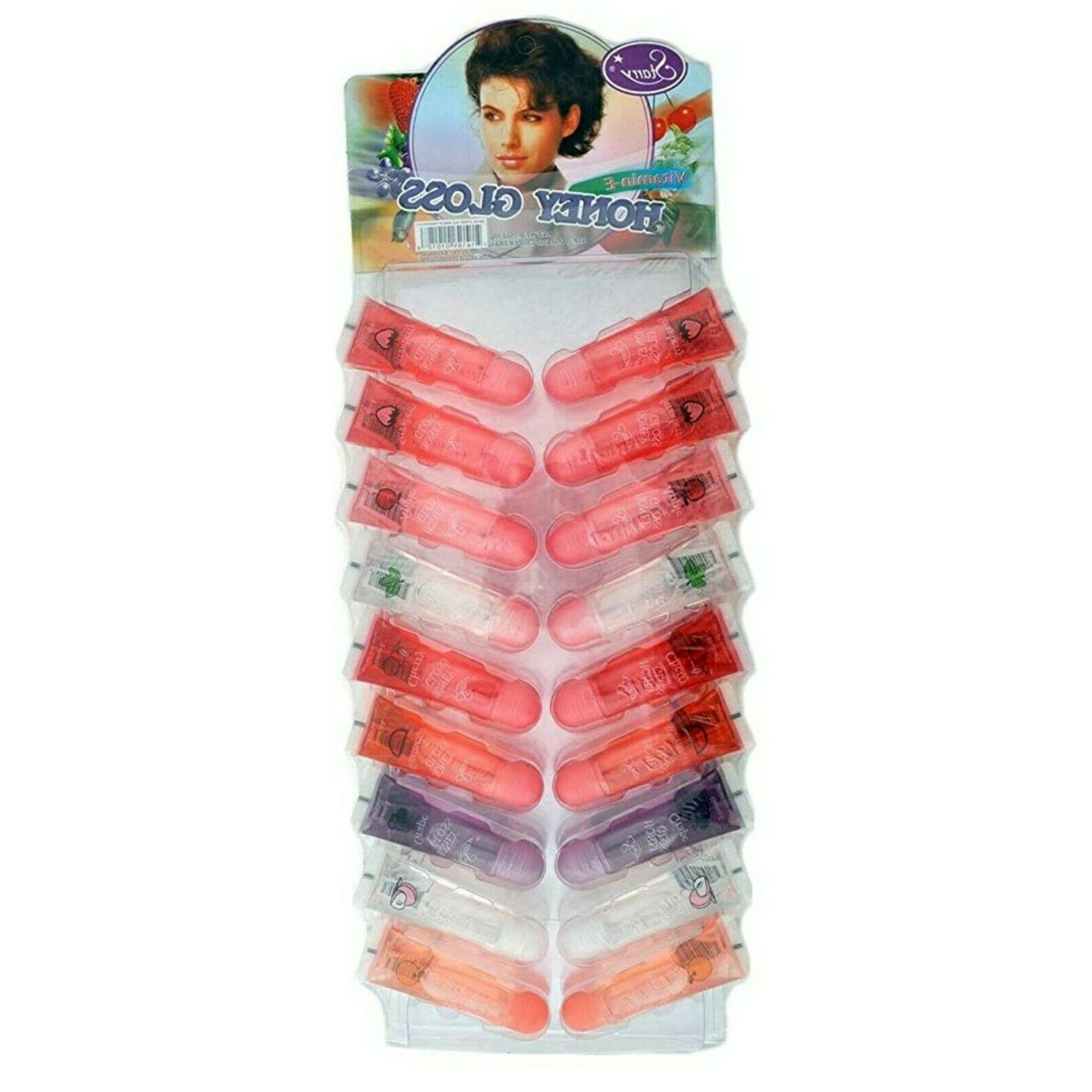 Starry Fruit Lip Gloss Set - All 8 PCs! Vitamin