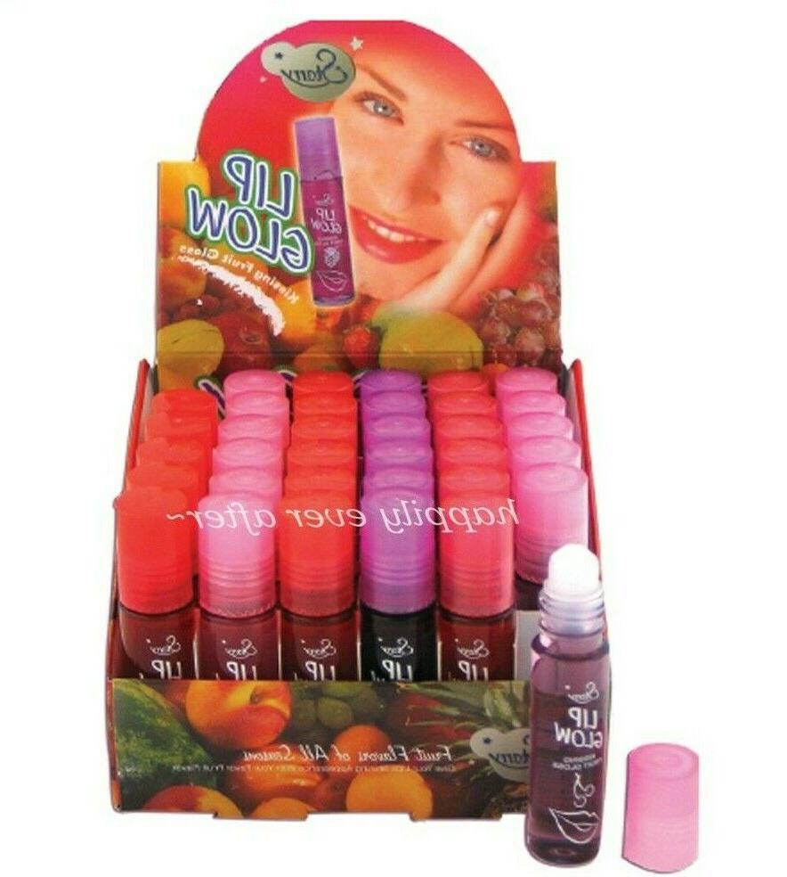 Starry Lip 6 PCs Fruit Lip