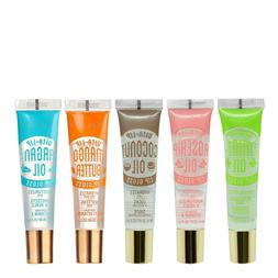 Broadway Vita Lip Gloss - ROSE HIP, MINT, COCONUT, MANGO BUT