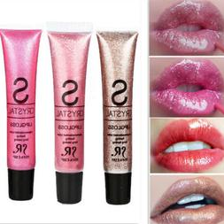 Waterproof Liquid Lipstick Glitter Moisturizing Long Lasting